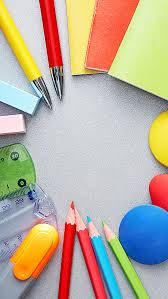 papeterie de bureau papeterie et fournitures de bureau de la matière de fond commercial