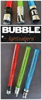 Lightsaber Favor by Lightsaber Bubbles Wars Favor Eclectic Momsense