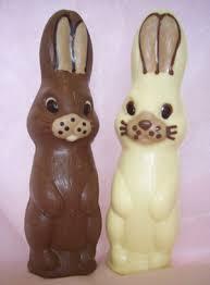 white chocolate bunny the chocolate house lofty easter chocolate bunny rabbit