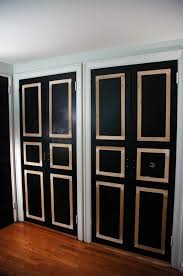 Panel Closet Doors Remodelaholic 40 Ways To Update Flat Doors And Bifold Doors