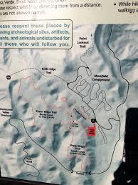 Mesa Verde Map Prater Trail U2013 Must Hike Must Eat
