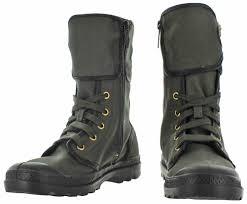 s palladium boots uk palladium pa peloton s canvas combat boots ebay