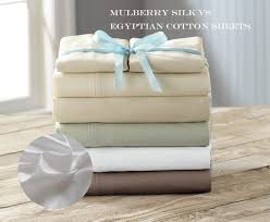 cotton vs linen sheets mulberry silk vs egyptian cotton sheets lilysilk