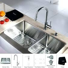 kitchen sink faucet combo kitchen faucet and soap dispenser combo kitchen sink and faucet