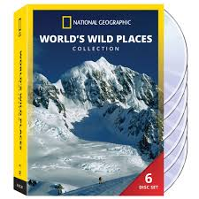 world u0027s wild places collection 6 dvd set national geographic store