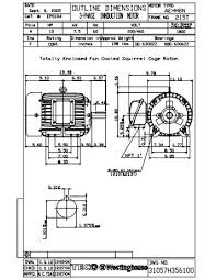 teco 3 phase induction motor wiring diagram circuit and