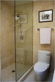 Half Shower Doors Enchanting Half Glass Shower Door Webxo