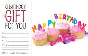 birthday card simple images happy birthday gift card happy