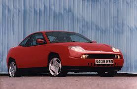 fiat coupé coupe review 1995 2000 parkers