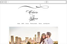 the best wedding websites ultimate list of the best free wedding website builders