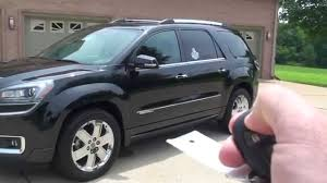 hd video 2013 gmc acadia denali carbon black used for sale see www
