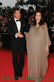 gorgeous angelina jolie long sleeves maternity evening dress cheap