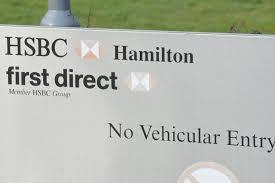 hsbc siege hsbc boost at hamilton international technology park daily record