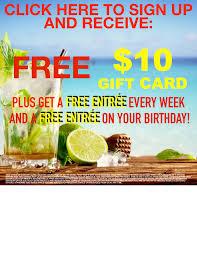 birthday margarita e club rewards u2014 casa margarita