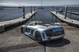 audi r8 razor gtr gtr spyder for sale only one in existence