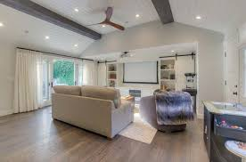 what to do with extra living room space living room garage turned into living room conversion make the