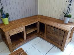 meuble cuisine palette meubles en palettes de recuperation wekillodors com