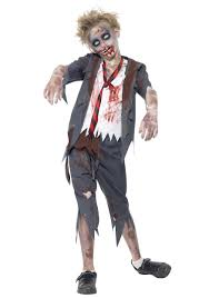 Zombie Halloween Costumes Adults Zombie Boy Costume