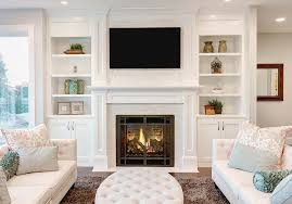 fireplace in living room stunning living room decor with fireplace m34 in home design