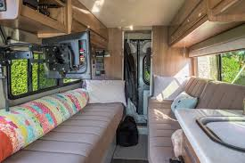rv storage building plans honey i shrunk our rv we travel in a van now u2013 the snowmads