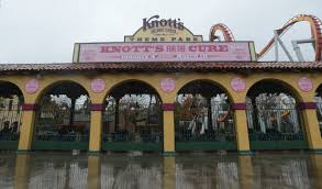 Six Flags In California Address Rain Closes Amusement Parks Knott U0027s Berry Farm Six Flags Magic