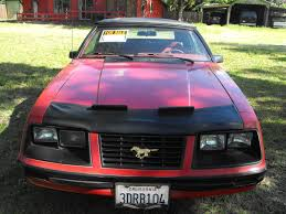 83 mustang gt for sale ford mustang questions glx 83 mustang convertible what is it