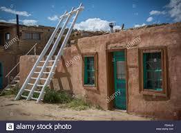 adobe houses sky city acoma pueblo new mexico stock photo adobe houses sky city acoma pueblo new mexico