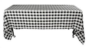 black display table cloth amazing black white tablecloth checkered pattern restaurant linens