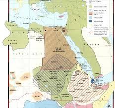 Map Of Benghazi The Secret Base Of The Rebel Black Dot Society
