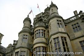 Harlaxton Manor Interior Film Locations For The Haunting 1999