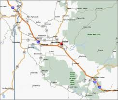 map of areas and surrounding areas j l boyd company commercial real estate boise idaho