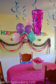 birthday decoration ideas for kids at home birthday home decor ideas