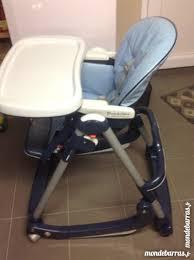 chaise peg perego prima pappa achetez chaise haute peg occasion annonce vente à montoy flanville
