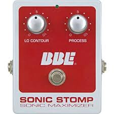Bbe Bench Press Bbe Sonic Stomp Sonic Maximizer Stomp Box Pedal At Amazon
