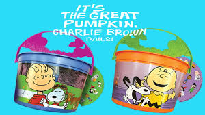 2016 it u0027s the great pumpkin charlie brown happy meal halloween
