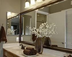 Bronze Bathroom Mirrors by Mirror Frame Ideas U0026 Bathroom Mirror Ideas Mirrormate Frames