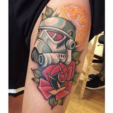 250 most memorable star wars tattoo star wars tattoo war