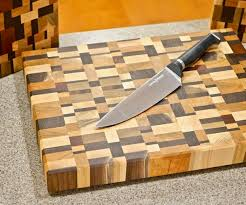 end grain cutting boards from scrap wood how to 10 steps with
