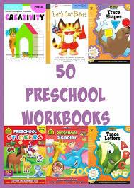50 preschool workbooks find the best workbooks here