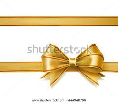 gold ribbon golden ribbon stock images royalty free images vectors