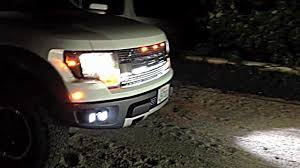 Ford Raptor Dually - ford raptor rigid industries lights youtube