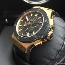 hublot gold bracelet images Hublot big bang evolution 301 pm 1780 rx 18kt rose gold black jpg