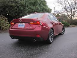 lexus is350 f sport package review car review 2014 lexus is350 f sport driving