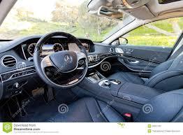 maybach car 2015 mercedes maybach s 600 2015 interior editorial photography image