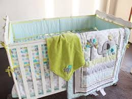 Gray And Yellow Crib Bedding Baby Elephant Crib Bedding For Girls Nursery U2014 Vineyard King Bed