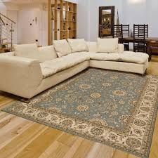 breathtaking rectangle blue polyester fiber costco area rugs cream