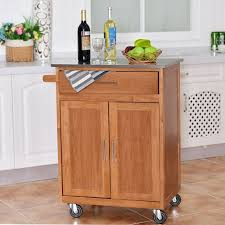 kitchen storage cabinet cart rolling storage cabinet bar cart
