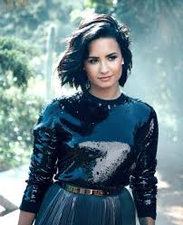 demi lovato by yu tsai for confident album photoshoot more