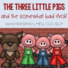 pigs bad wolf book companion