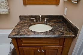 Bathroom Vanity Granite Countertop Granite Countertop For Bathroom 54 Vanity Cabinet With Sink And